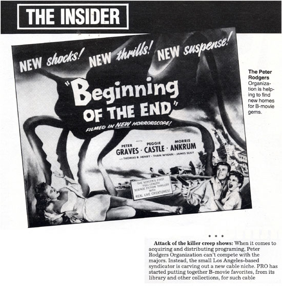 The Insider: The Beginning of the End
